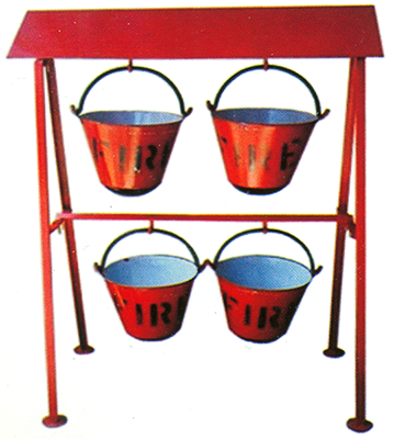 Fire Buckets With Stand Fire Bucket Manufacturer